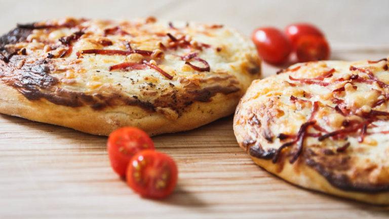 Dinnete – der rustikale schwäbische Flammkuchen