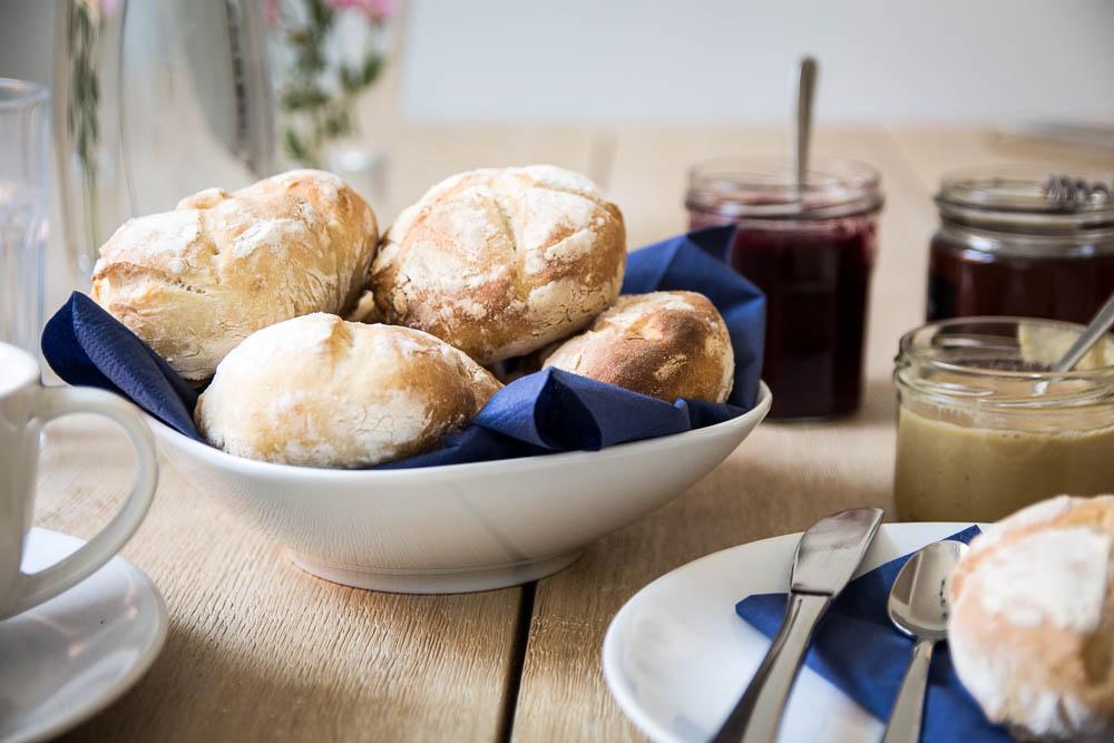 Rosette Soffiate - leckere italienische  Frühstücksbrötchen