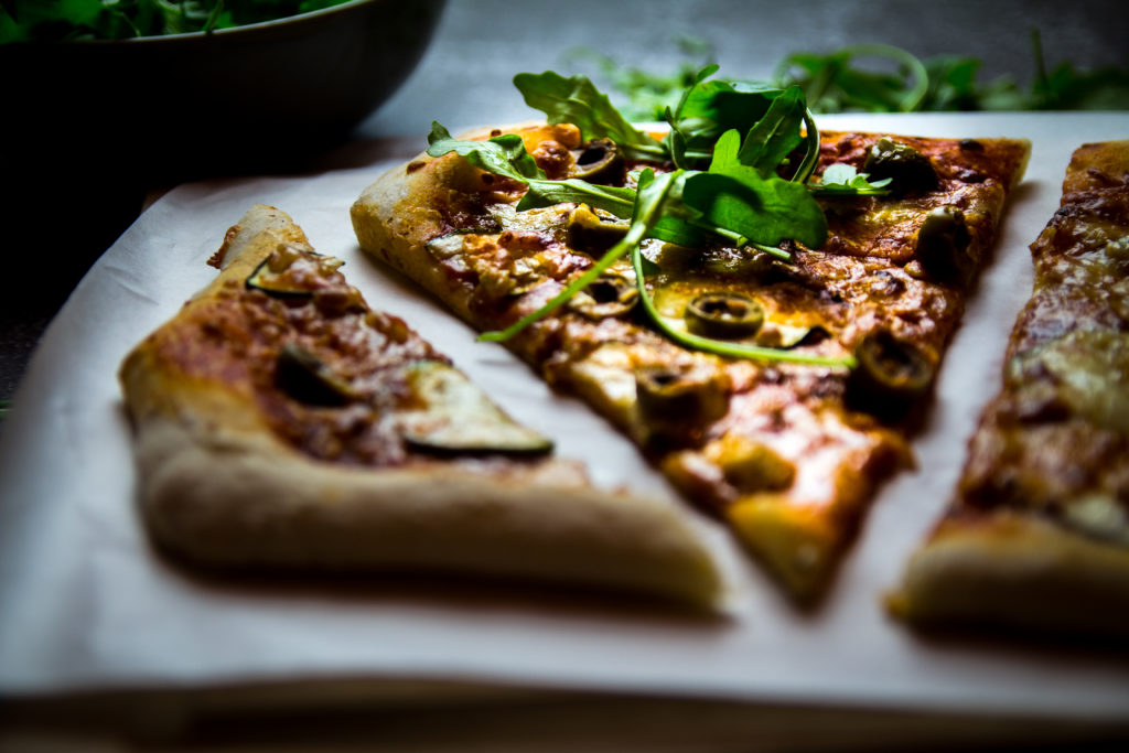 Bester Pizzateig für eine Pizza wie aus Italien