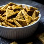 Einfaches Käsecracker Rezept